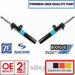 For Bmw 3 Series E90 E91 E92 E93 2 X Front Axle Gas Shockers Shocks Absorbers Lr