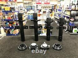 For Ford Mondeo Mk3 Front + Rear Shock Absorbers With Strut Mountings
