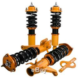 For Honda CIVIC EM2 EP3 2001-2005 Suspensions Coilovers Adjustable Lowering