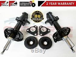 For Honda CIVIC Mk8 Fn Fk 2006- 2 Front Shock Absorber Strut Top Mounts Bearings