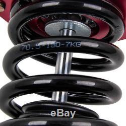 For MAZDA MIATA MX5 1.6 1.8 NA 24 Damper Adjustable Coilover Shock Absorber kit
