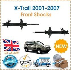 For Nissan X-Trail T30 2001-2007 Front & Rear Shock Absorbers Set Pair Shockers