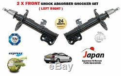 For Toyota Celica 1999-2005 New 2x Front Left + Right Side Shock Absorber Set