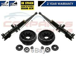 For Vauxhall Vivaro 01-14 Front Strut Top Mounting Kits & Front Shock Absorbers
