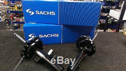 Ford Mondeo Mk4 2007 2015 1.6 1.8 2.0 2.2 2.3 Front Shock Absorber Pair Sachs