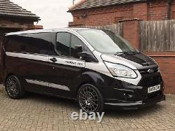 Ford Transit Custom Front & Rear Lowering Springs 2014 Eibach C Rated