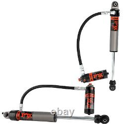 Fox Race Series 2.5 Front Resi Shocks for 18-21 Jeep Wrangler JL with 2-3 Lift