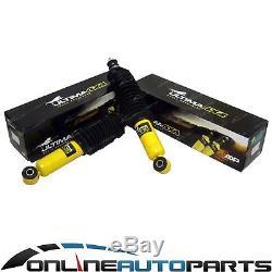 Front + Rear Shock Absorber + Steering Damper Set Hilux 4wd RZN169 RZN174 KZN165
