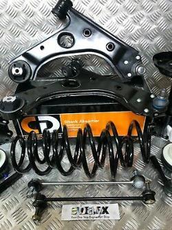 Full Suspension & Shock Kit Citroen Nemo Fiat Peugeot Bipper 1.3 1.4 2008 +