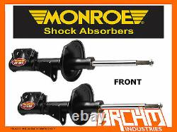 Holden Adventra Vy 4wd Wagon 9/03-4/05 Front Monroe Gt Gas Shock Absorbers
