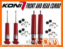 Holden Hq Hj Hx Hz Sedan & Wagon Front & Rear Koni Adjustable Shock Absorbers