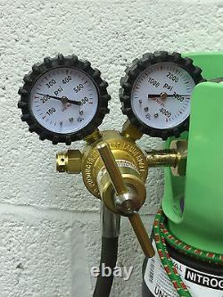 Hydragas Unit Re-Gasing Service, High Quality Nitrogen Sphere Recharging, Testing