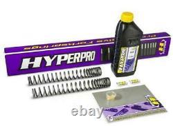 Hyperpro Progressive Front Fork Spring Kit Suzuki SV650 SV650S 03-2010