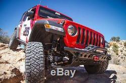JSPEC Gas Shocks Front & Rear 2.5-3.5 Lift for 07-20 Jeep Wrangler JK JL
