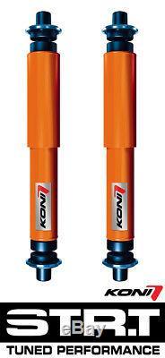 KONI 2x New Car STR. T Sport Shocks Absorbers Tailored Rear Kit Damper 8250-1026