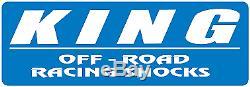 King Shocks Front Pair 3-5 Lift OEM Performance Series 07-18 Jeep Wrangler JK