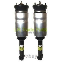 Land Rover Discovery 3 Front Dunlop Air Suspension Spring Struts X2 Rnb501580