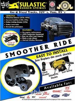 Leaf Spring Shock Absorber Sulastic Sc-14 For Ford F250 F350 Excursion