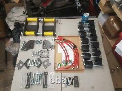 MITSUBISHI L200 K74 2-3 suspension lift and 2 body lift including brake lines