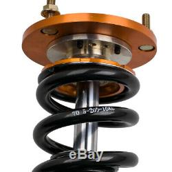 MSR Coilovers suspension Kits for BMW E90 E91 316i 318i 318d 320d 3 series 06-13