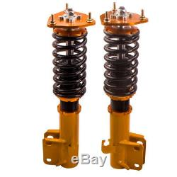 MaX Coilovers Suspension Coil Struts for Subaru Impreza WRX GC8 1993-2001