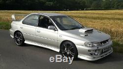 MaXpeedingRods Subaru Impreza WRX GC8 Damper Coilover Coil Spring Struts APK