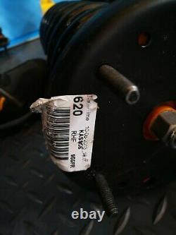 NEW Genuine Jaguar XFR-S XKR-S SV8 ABSORBER SHOCKER STRUT Set 4.2l V8 Compressor