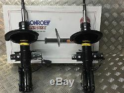 NEW OE QUALITY MONROE FRONT VOLVO S60 V70 R 2.5T SHOCK ABSORBERS (x2) C2501