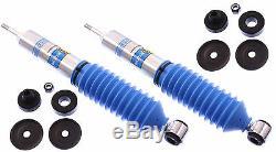 New Bilstein Shock Absorber Set, Front & Rear Shocks, 92-12 Ford E-250, E-350, E-450