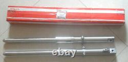New HONDA CG125 FRONT FORKS SHOCK ABSORBERS GENUINE HONDA PARTS NOT CHEAP COPIES