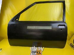 New + Original Vauxhall Nova Door Left 2/3-Türer 124168 90008419 Driver's NOS GM