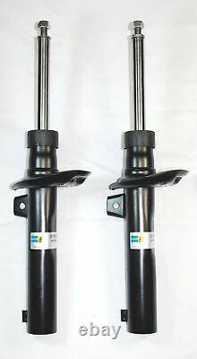 PAIR Bilstein B4 Front Gas Shocks Shock Absorbers Dampers OEM Quality 22-139191