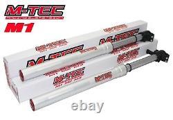 Pit bike M-TEC M1 Front Forks 730mm Suspension CW Bikes CW140