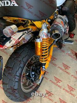 Rear Shock Absorber Spring Suspension For Honda Monkey Bike Z125 2018 2019 2020