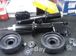 Renault Trafic Vauxhall Vivaro Front Shock Absorber Pair Strut Mounting Lh Rh