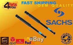SACHS 2x REAR Shock Absorbers DAMPERS HONDA CIVIC TYPE R TYPE-R FN 2006