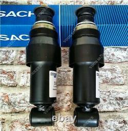 Sachs HD / BOGE 105819 Short Shock Absorber Uprated Front Pair VW Transporter T4