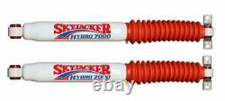 Skyjacker Set of 4 Font/Rear Hydro Shock Absorbers for Jeep Wrangler JK 4WD