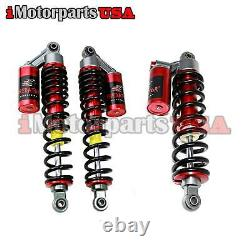 Stage 2 Performance Front & Rear Shocks Absorbers Set For Yamaha Banshee Yfz350