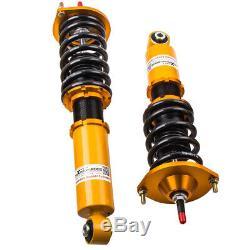 Suspension Coilover For Mazda Miata MX5 MX-5 MK1 MK2 Struts Shock Adjustable AID