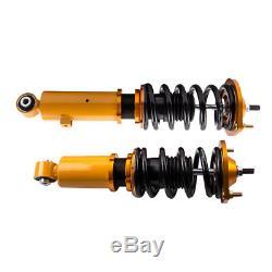 Suspension Coilover Kit For Mazda Miata MX5 MX-5 MK1 MK2 Struts Shock Adjustable