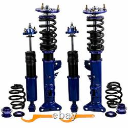 TFF CoiloverS Shock Absorber Struts Height Adjustable 1998 for BMW E36 3 Series