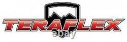 TeraFlex Falcon Series 3 Piggyback Shocks 3-4 Lift For 97-06 Jeep Wrangler TJ