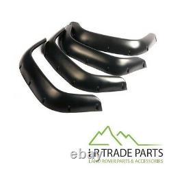 Terrafirma Extra Wide Wheel Arch Kit Discovery 1 & Range Rover Classic 3dr-tf113