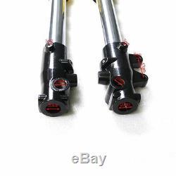 UPSIDE DOWN Front Fork Shock Suspension for 50cc 110 125cc Dirt Bike SDG SSR