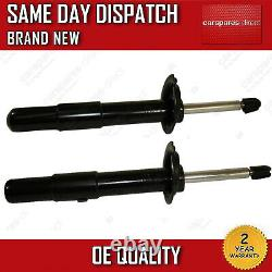 X2 Bmw 5 Series E60 20012010 Front Left & Right Shock Absorbers Pair