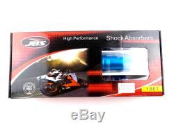 YAMAHA YFZ350 BANSHEE 400mm JBS FRONT AIR/NITROGEN SHOCK ABSORBERS ATV QUAD BB